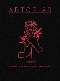 JUNE 19TH ARTORIAS // DESOLATION // SLEEP EATER